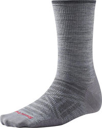 Носки Smartwool PhD Outdoor Ultra Light Crew (Light Gray)