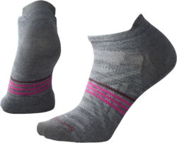 Носки женские Smartwool PhD Outdoor Ultra Light Micro (Medium Gray)
