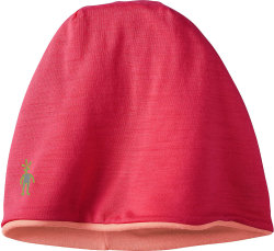 Шапка Smartwool PhD Reversible Training Beanie (Hibiscus)
