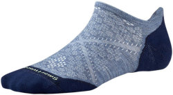 Носки женские Smartwool PhD Run Light Elite Micro (Blue Steel)