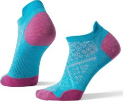 Носки женские Smartwool PhD Run Ultra Light Micro Socks (Capri)
