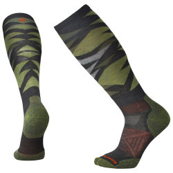 Носки Smartwool PhD Ski Light Pattern (Charcoal)