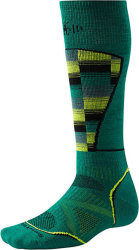 Носки Smartwool PhD Ski Medium Pattern (Alpine Green)