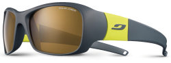 Очки Julbo Piccolo Dark grey/yellow green Polarized 3 Junior Brown
