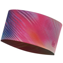 Повязка Buff Coolnet UV+ Headband Shinning Pink