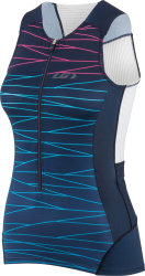 Топ Garneau Women's Pro Carbon Sleeveless Triathlon Top (Lazer)