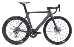 Велосипед Giant Propel Advanced 1 Disc Gunmetal Black