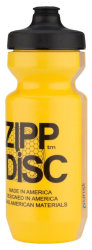 Фляга Zipp AC BTL Purist Watergate Disc yellow 22oz