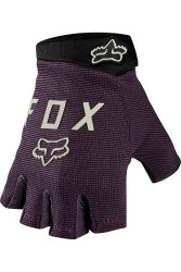 Перчатки женские Fox Ranger Gel Short Dark Purple