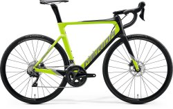 Велосипед Merida Reacto Disc 4000 matt black/glossy green