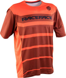 Футболка RaceFace Indy SS Jersey rust