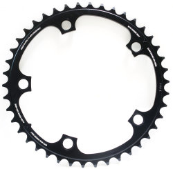 Звезда Sram Road 36T V3 110 Alum 3mm Black