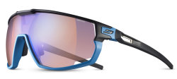 Очки Julbo Rush Black / blue Reactiv Performance 1-3 HC Red Multilayer blue