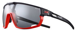 Очки Julbo Rush Black / orange fluo Reactiv Performance 0-3 Clear