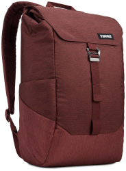 Рюкзак Thule Lithos 16L Backpack Dark Burgundy