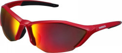 Очки Shimano S61R Mat Red/Polarized Red-Yellow Mirror