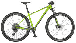 Велосипед Scott Scale 960 green/black
