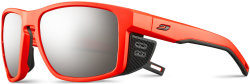 Очки Julbo Shield Orange neon Spectron 4 Brown Silver flash