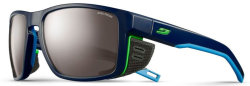 Очки Julbo Shield Dark blue/blue/green Spectron 4 Brown