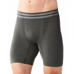 Шорты Smartwool PhD Seamless 6 Boxer Brief Graphite