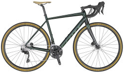 Велосипед Scott Speedster Gravel 30 green/light green
