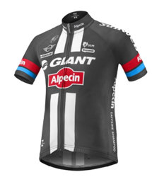 Веломайка Giant SS ALPECIN KIDS black