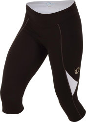 Бриджи женские Pearl iZUMi Sugar Cycling Three Quarter Tights черные