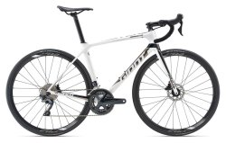 Велосипед Giant TCR Advanced 1 King of Mountain White/Black/Chrome