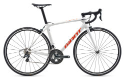 Велосипед Giant TCR Advanced 3 White/Orange