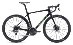 Велосипед Giant TCR Advanced Pro 0 Disc Force Carbon/Chameleon Terra