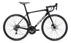 Велосипед Giant TCR Advanced Pro 2 Disc Metallic Black