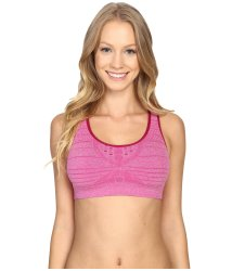 Топ Smartwool PhD Seamless Racerback Bra Berry Heather