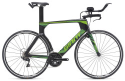 Велосипед Giant TRINITY ADVANCED carbon-green