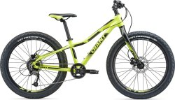 Велосипед Giant XTC JR 24+ neon yellow