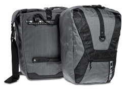 Велосумка Cube PANNIERS TRAVEL anthracite
