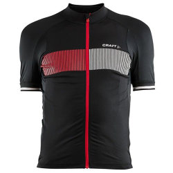 Майка мужская Craft Verve Glow Jersey black