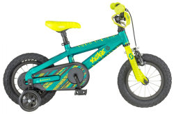 Велосипед Scott Voltage JR 12 green/yellow