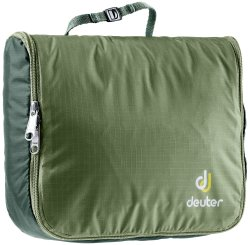 Косметичка Deuter Wash Center Lite I khaki-ivy