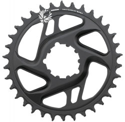 Звезда Sram X-SYNC CR X-SYNC Eagle CF 34T DM 6 OFF BLK