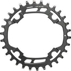 Звезда Sram X-SYNC CRING X-SYNC STEEL 11S 30T 94 BLK