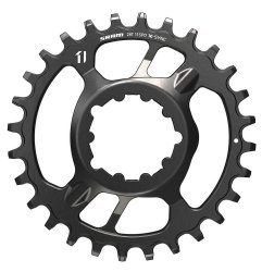 Звезда Sram X-SYNC CRING X-SYNC STEEL 11S 28T DM 6 OFFSET