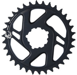 Звезда Sram X-SYNC Eagle CF 30T DM 6 OFF BLK