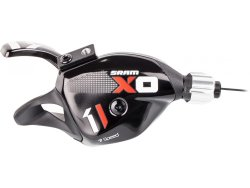 Переключатель правый Sram X0 AM SL X01DH 7SP REAR W DIS CLAMP RED