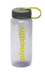 Фляга Pinguin Tritan Fat Bottle BPA-free Grey, 1 L