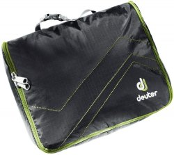 Сумка Deuter Wash Center Lite I цвет 7490 black-titan