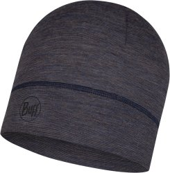 Шапка Buff Lightweight Merino Wool Hat multi stripes