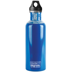 Фляга Sea To Summit Stainless Steel Bottle Ocean Blue 1L