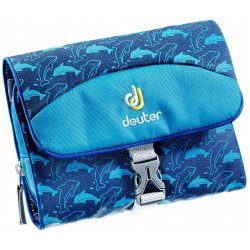 Сумка Deuter Wash Bag - Kids цвет 3080 ocean