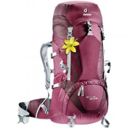 Рюкзак Deuter ACT Lite 35 + 10 SL цвет 5530 blackberry-aubergine