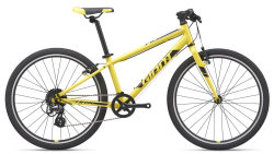 Велосипед Giant ARX 24 Lemon Yellow/Black